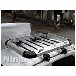 Car Luggage Carriers - Polo Car Roof Carriers Manufacturer from Mumbai