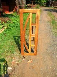 Natural Wooden Window