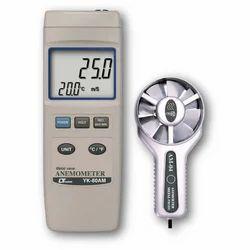 Digital Metal Vane Anemometer