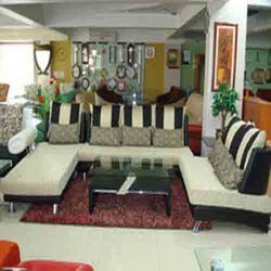 Ordinaire Double Sided Sofa Set