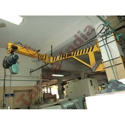 Articulated Jib Arm Cranes