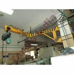 Articulated Jib Arm Cranes