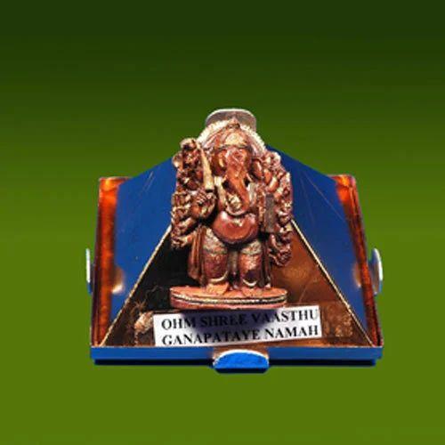 Vastu Pyramids - Ganesh Ji In Vastu Pyramid Manufacturer