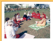 Ashram Initiatives - Yoga Center