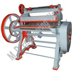 Paper Plates Cutting Machine
