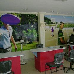 Corporate Shop Branding