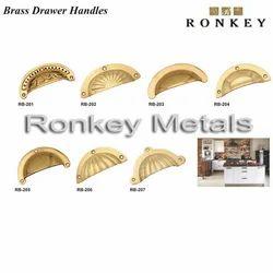 Brass Drawer Handles