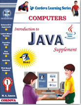 Introduction To Java Book | Cordova Publications Pvt Ltd