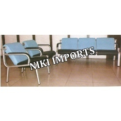 BSNL Sofa Set - Rexine