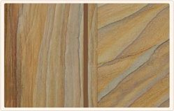 Sawn Rainbow Sandstone, Thickness: 20 Mm