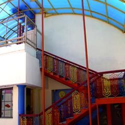 Staircase Structure Designing & Fabrication Services