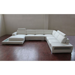 Exclusive Leather Sofa Set