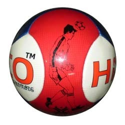 Inflatable Rubber Soccer Balls