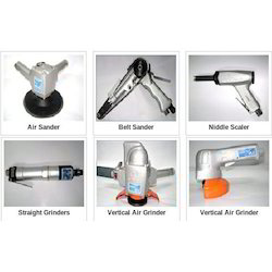 Pneumatic Material Removing Equipments