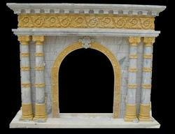 Marble Home Fireplaces