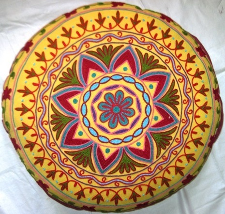 Decorative Floor Pillow