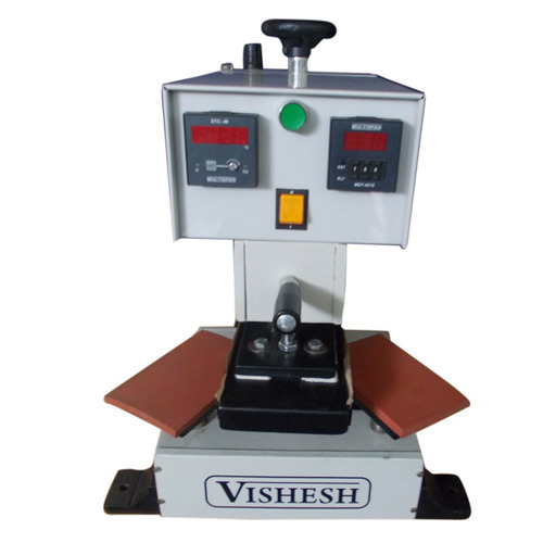 Label Printing Machine | Vishesh Electro Systems