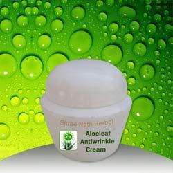 Aloe Leaf Anti Wrinkle Cream