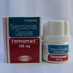 Temozoladmide 100 Mg