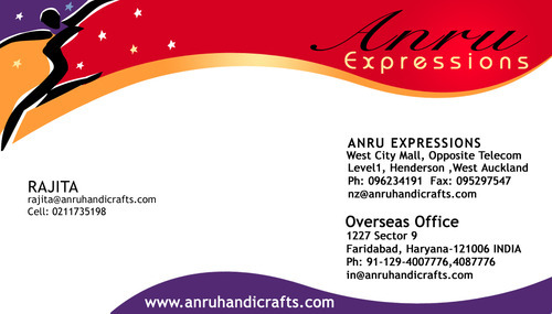 Flex printing services visiting cards manufacturer from bareilly visiting cards reheart Image collections