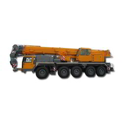 Mobile Crane Rental Services