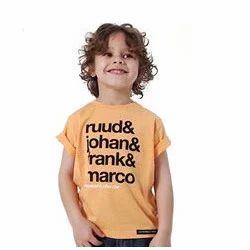 Boys Printed T-shirts