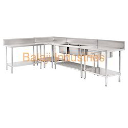Commercial Kitchen Platform