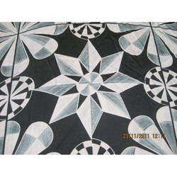 Poly Satin Print Fabric