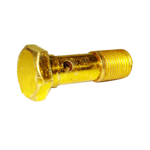 Heavy Brass Nuts