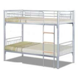 Folding Bunk Steel Bed