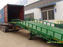 Forklift Ramps Mobile Dock Systems
