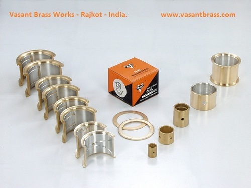 Engine Bearings & Bushes - View Specifications & Details of