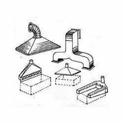 PP, PVC, PVDF, FRP Ducting