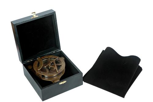 Sundial Compass Meenakshi Handicrafts Emporium Exporter In
