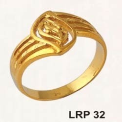 Plain Casting Gold Ring Gold Gold Jewellery Jain Casting in