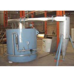 Fluidized Bed Cleaning Furnaces
