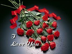 Love You Flower