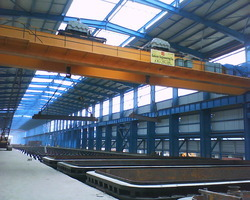 Electric Single Girder EOT Cranes