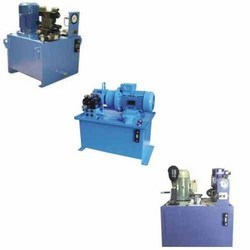 Hydraulic Press Power Pack