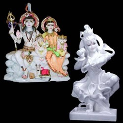 Marble Gauri Shankar Moorti