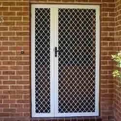 Ms Safety Door Mild Steel Safety Door Suppliers Traders