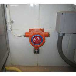 Gas Leak Detection System