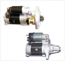 Gear Reduction Starter Motor