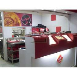 Food Court Counter Designing Services