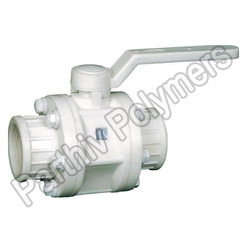 Thread Ends PP Ball Valve