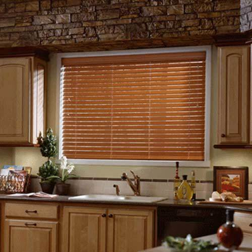 Louverline Wood Wooden Blinds