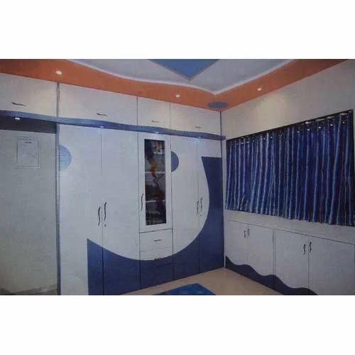 Laminate Wardrobes, Wooden Interior Services