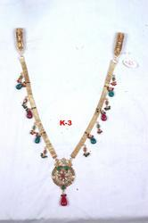Stone Studded Neck Chains