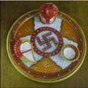 Pooja Thali 9 inch
