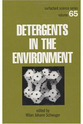 Detergents In The Environment Surfactant Science Book